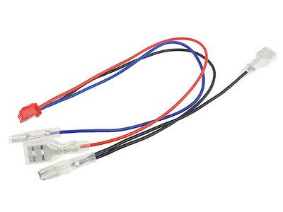 3-Pin naar 4,8/6,3mm Aansluitsnoer Voor Zero Delay Led Encoder Bord