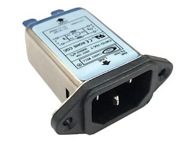 EMI Ontstorings Filter C13 Aansluiting 250V 10A