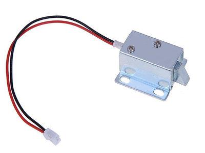 Mini 12V Elektro Magnetisch Klep-/Deursluiting voor Arcadekast etc.
