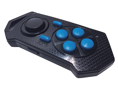 Super Mini Bluetooth Game Controller iOS, Android & PC