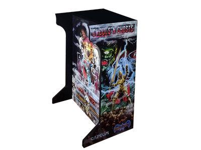 Onderstel voor Wide-Body Bartop Arcade Model 1