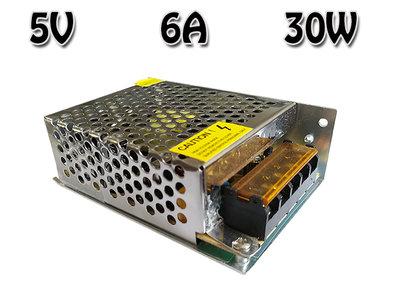 5V/DC 6A 30W CV 100~240V/AC -Inbouwvoeding