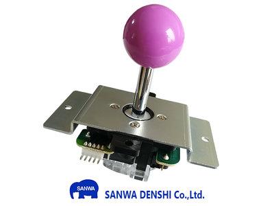 Sanwa Denshi JLF-TP-8S 4/8-Weg Balltop Arcade Joystick