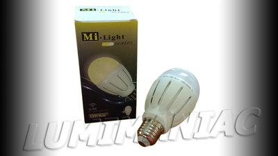 6W Mi-Light RGB + WW WIFI LED Lamp